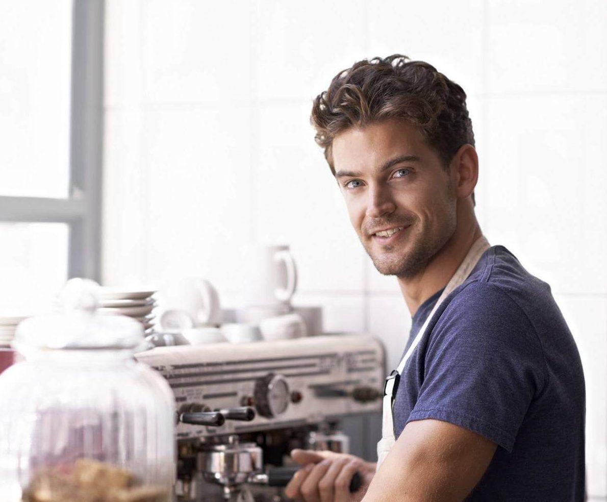 Premium-Kaffe gibt es mit BEVEROrent für die Gäste in Kantinen und in gastronomischen Betrieben.`}`