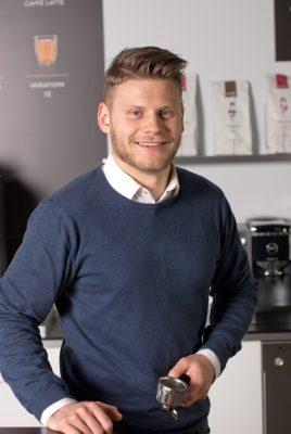 Kaffeemaschine, Mahlgrad, Filtersystem & Co. – Mathias Eckle kennt sich aus