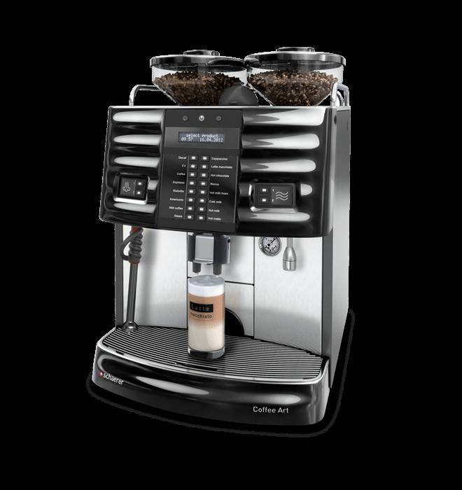 schaerer coffee art kaffeeautomat g nstig mieten bei bevero. Black Bedroom Furniture Sets. Home Design Ideas