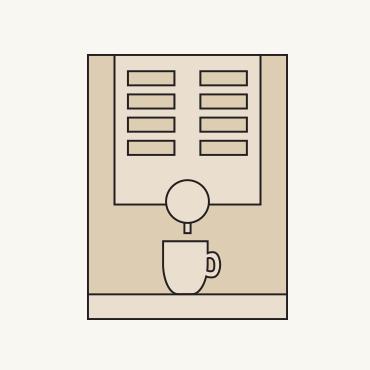 Exzellente Kaffeevollautomaten finden Sie bei BEVERO